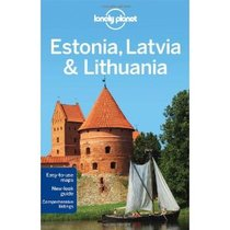 [英文原版] Estonia Latvia & Lithuania/Presser/Lonely Planet 价格:194.00