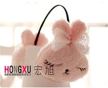 2013冬季防风保暖耳套女 熊猫耳捂 兔子耳暖 可爱耳罩生日礼物 价格:9.90