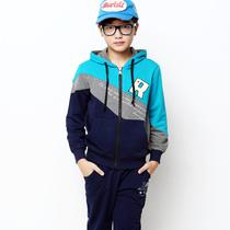 大童男装秋装新款2013秋款儿童衣服11-12-13-15岁青少年运动套装 价格:158.00