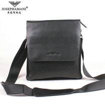 正品卓梵阿玛尼新款商务牛皮时尚单肩斜挎包咖啡色黑色斜跨男包 价格:247.00