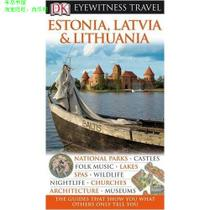 正版书/Estonia, Latvia & Lithuania/DK Eyewitness Travel Gu 价格:108.50