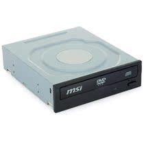 微星(msi)DH18 18速 串口 DVD光驱(黑色) 价格:80.00