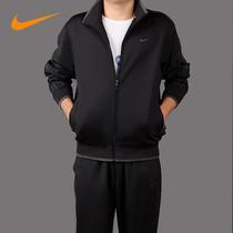 2013秋装 新款耐克NAIKE 男 运动套装运动服 卫衣特价宽松 深蓝色 价格:138.00