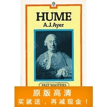 Hume by A.J. Ayer  history and surveys modern 价格:7.50