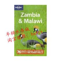 1st Ed./Lonely Planet Zambia & Malawi/Alan Murphy/正版书籍 价格:166.30