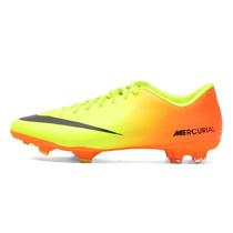 正品 NIKE耐克 2013新款MERCURIAL男子足球鞋555613-708男鞋 价格:296.00