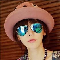 雷鹏RB3025彩膜太阳镜潮 男女款 偏光蛤蟆墨镜  可配近视太阳眼镜 价格:178.00