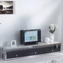 蓝澜 特价欧式电视机柜烤漆矮柜地柜组合 现代简约大理石电视柜 价格:1580.00