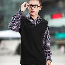 佐马仕 男装 假两件 男 保暖衬衫加厚加绒冬商务休闲针织衬衣包邮 价格:78.08
