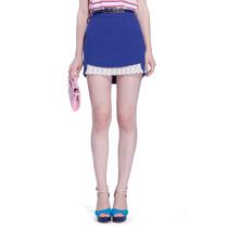 歌莉娅2013夏装蕾丝半裙 包臀裙女半身裙 夏135E2A290 价格:169.00