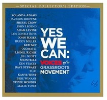 YES WE CAN VOICES OF A GRASSROOTS MOVEMENT CD  DUYI-68 价格:25.00