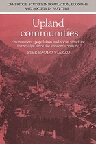 【预订】Upland Communities: Environment, Population and 价格:699.00