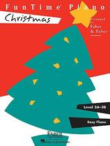 【预订】FunTime Piano, Level 3A-3B, Christmas 价格:88.00