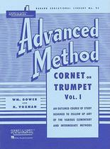 【预订】Rubank Advanced Method: Cornet or Trumpet, Vol. I 价格:91.00