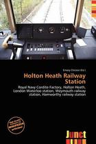 【预订】Holton Heath Railway Station 价格:536.00