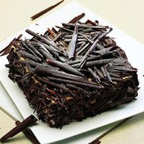 甘肃名牌安旗蛋糕店兰州生日速递快递配送西固巧克力黑森林 价格:269.00
