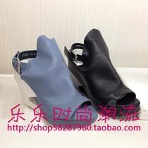 专柜正品代购 Joypeace真美诗女鞋 2013新款坡跟女凉鞋夏 JVW3651 价格:839.00
