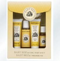 美国Burt's Bees小蜜蜂婴儿新生儿洗护保养礼盒套装 送礼佳 价格:92.00