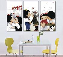 亲亲宝贝卡通风景精准印花客厅新款幅珍宝蒙娜丽莎十字绣 价格:46.00
