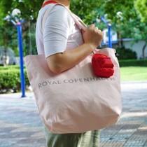 哥本哈根皇家瓷器 加厚帆布包 环保包 手提袋 单肩包 购物包 价格:22.00