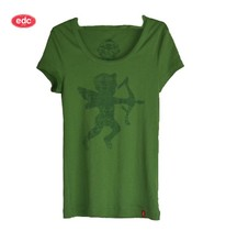 Esp/edc 原单 经典 女式 百搭款 短袖 t恤 价格:35.40