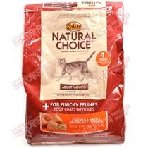 米欧宠物 Nutro-Choice 美士挑嘴成猫粮 三文鱼+鸡+米 14磅 价格:370.00