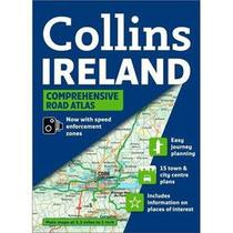 正版包邮Collins Ireland Comprehensive Road Atla【三冠书城】 价格:78.90