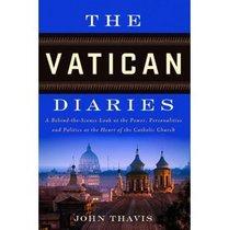 正版包邮The Vatican Diaries /JohnThavis著【三冠书城】 价格:140.50
