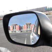 清华华仕 新霸道专用大视野白镜 铬镜 蓝镜 双曲后视镜 倒车镜 价格:13.00