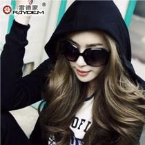 太阳镜 女 2013新款偏光镜墨镜女士大框明星款复古时尚潮太阳眼镜 价格:48.00