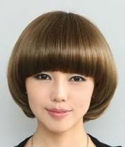 包邮假发 短发蓬松 蘑菇头假发女生 bobo头 梨花头修脸非主流发型 价格:25.00