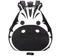 2013夏季新款时尚休闲个性卡通女包撞色河马双肩包学生背包包邮 价格:37.00