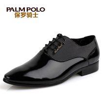 保罗骑士 英伦流行男鞋 低帮鞋 韩版尖头商务正装 男士皮鞋D306 价格:377.00