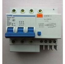 厂家直销 诺贝尔 DZ47LE-63 小型断路器 3P 漏电开关 20A 价格:21.00