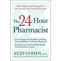 【正版包邮】The 24-Hour Pharmacist: Advice Options and Amaz 价格:93.90