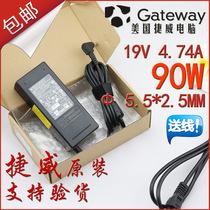 包邮!Gateway 捷威原装笔记本电源适配器 19V 4.74A 捷威充电器 价格:70.00