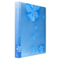 满13元包邮 优邦文具A4 40页办公资料册/文件夹 浅蓝色 办公用品 价格:10.60