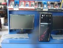 惠普二手台式电脑主机6005 AM3双核B24 3.0G/2G ddr3/80G四核整机 价格:899.00