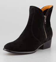 美国代购正品直邮 Seychelles Lucky麂皮裸靴 价格:1180.00
