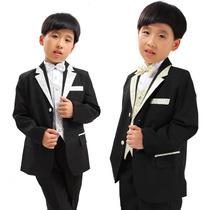 童装花童伴童礼服儿童西装男童西服套装 男孩学生礼舞台服装 包邮 价格:72.00
