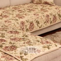 秋冬沙发垫 布艺坐垫 沙发罩布 防滑沙发套巾 凡米特 倾城牡丹 价格:64.50
