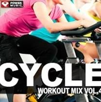 教练必备!最新动感单车音乐- Cycle Workout Mix Vol. 4【CD】 价格:18.00