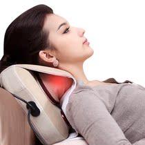 康尔达 KED-888A 高端科技多功能颈椎按摩器 颈部腰部背部按摩枕 价格:159.00