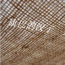 30#粗麻布 黄麻布装饰装修背景布 DIY手工布素色麻袋布150cm宽幅 价格:2.70