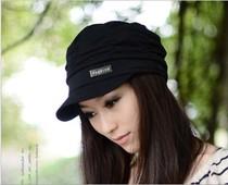 帽子女秋天女帽冬天女韩版平顶帽冬帽针织帽户外军帽旅游度假户外 价格:29.00