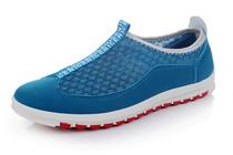 男鞋鞋子休闲鞋低帮男女鞋潮流时尚透气网鞋韩版情侣运动鞋板鞋 价格:35.00