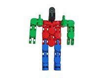 包邮 正品华隆拼装玩具 益智玩具积木 变形金刚积木玩具 价格:98.00