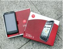 二手Motorola/摩托罗拉 ME865/MB865 Atrix 2已解锁 安卓4.0 价格:650.00