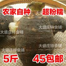 广西特产 农家自种 新鲜荔浦芋头到货 保证粉糯 香芋 5斤包邮 价格:45.00