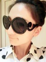 【朗视】蝴蝶翼浮云款墨镜vintage潮流眼镜 lady gaga 眼镜1082 价格:8.00